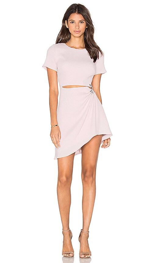 STYLESTALKER Thea Dress in Pink