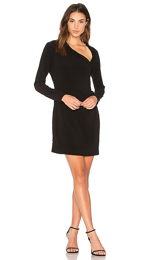 STYLESTALKER Anja Dress in Black