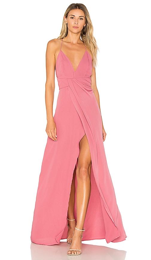 STYLESTALKER Alia Dress in Pink