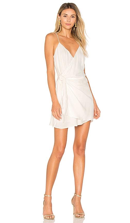 STYLESTALKER Sadie Dress in White