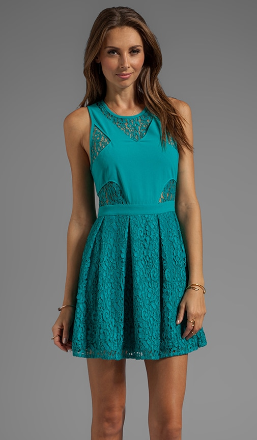 B-Ball Lace Dress