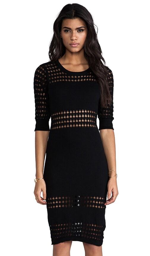 Holed Out Dress