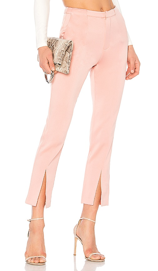 STYLESTALKER Kaiden Pants in Rose