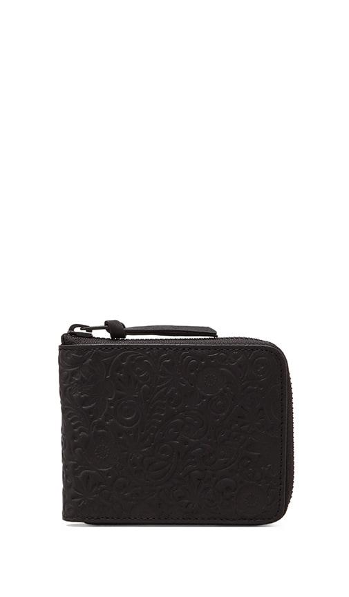 Khokhloma Zip Wallet