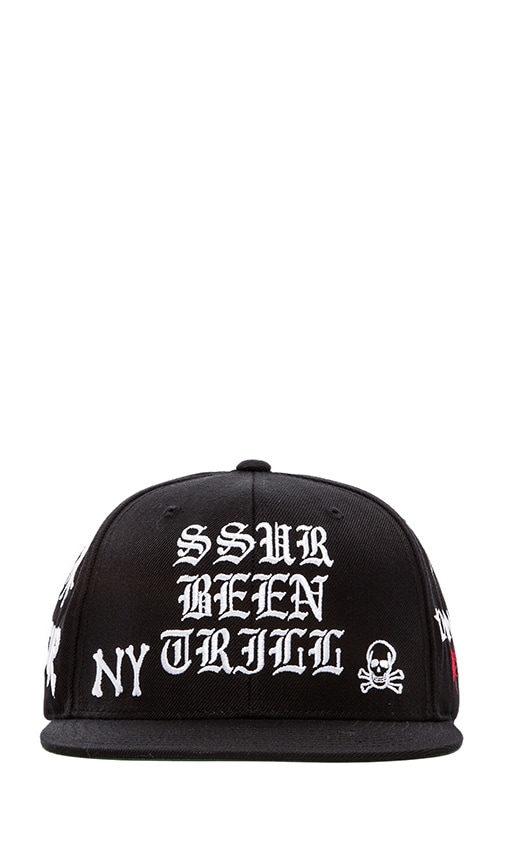 Been Trill All over Snapback