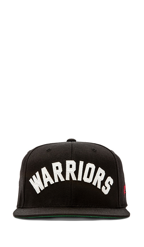 Warriors Arched Snapback