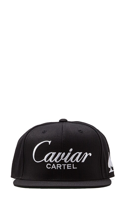 Caviar Script Snapback