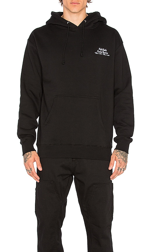 SSUR Grave Hoody in Black