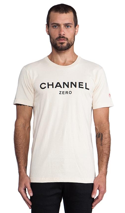 Channel Zero Tee
