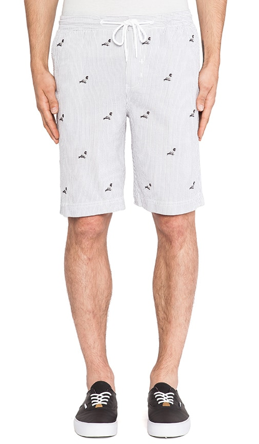 All Over Pigeon Short