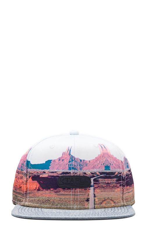 Mojave Snapback Cap