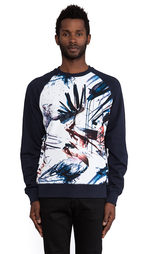 DW X Staple Crewneck