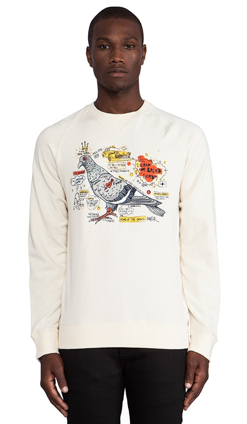 City Doves Sweatshirt