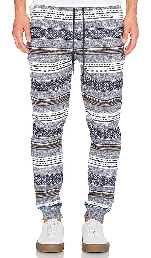 Staple Breakneck Sweatpant in Indigo