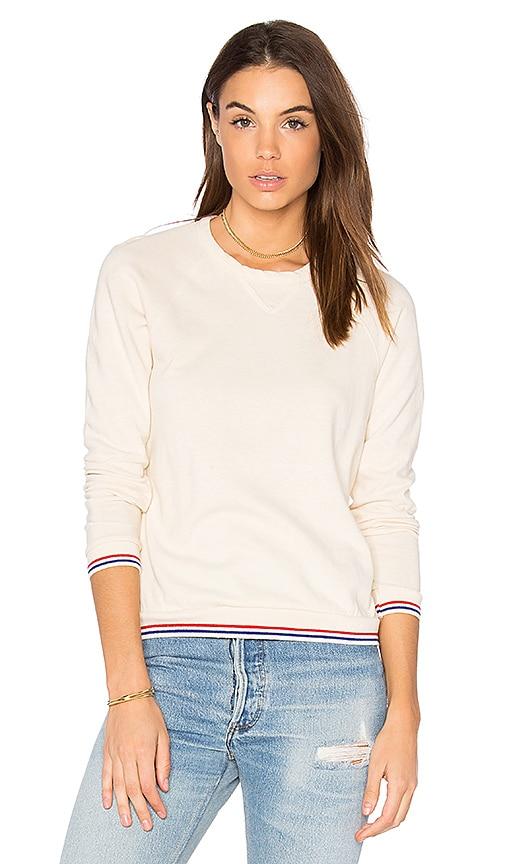 Stateside Jersey Sweatshirt in White