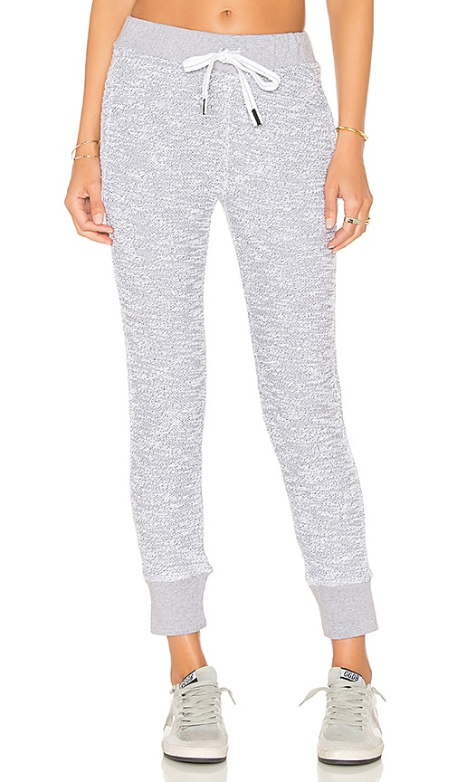 Stateside French Terry Sweatpant in Gray