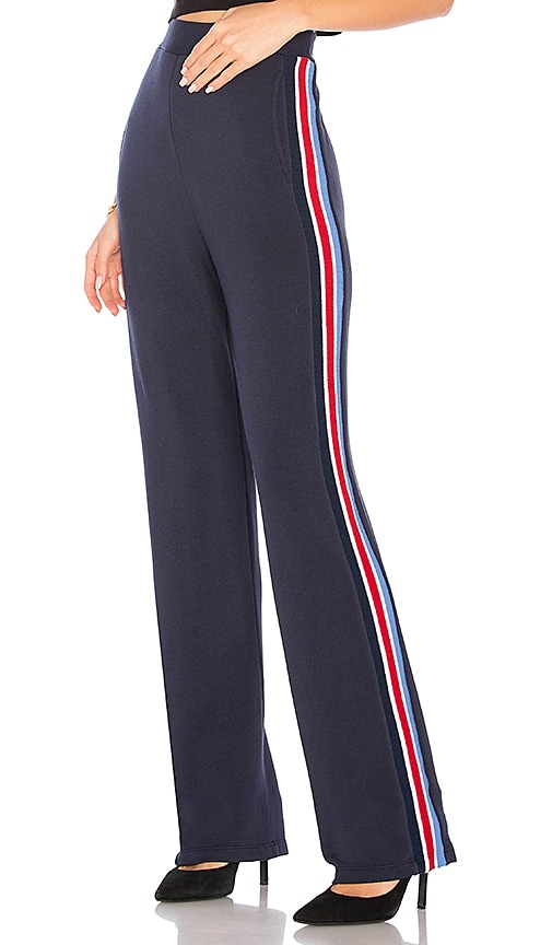 Stateside State Track Sweatpant in Blue