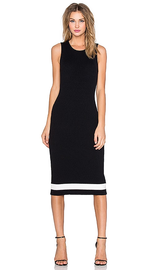 State of Being The Beginning Midi Dress in Multi