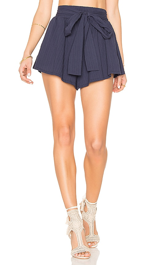 State of Being Destination Short in Navy