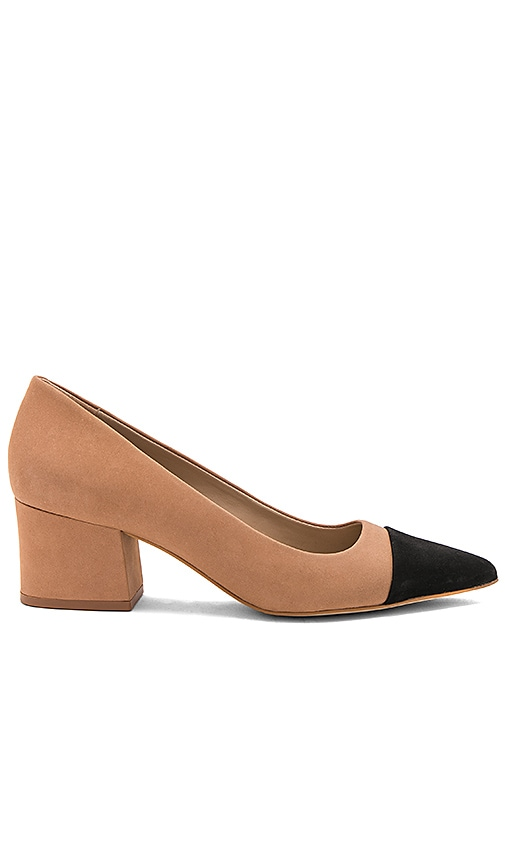 Steven Joy Heel in Tan