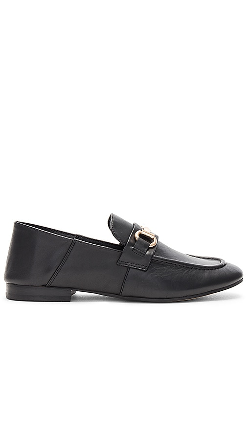 Steven Santana Loafer in Black