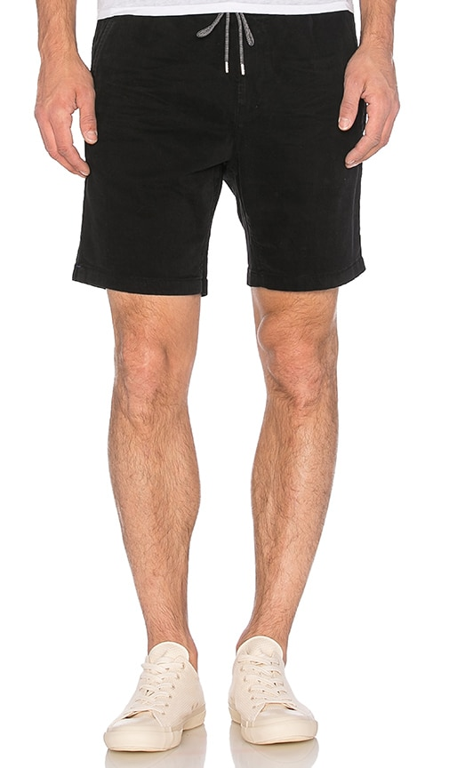 Chino Short with Elastic Waistband