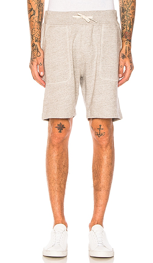 Scotch & Soda Home Alone Shorts in Gray