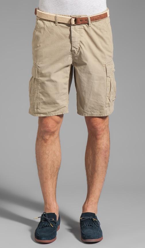 Belted Cargo Short