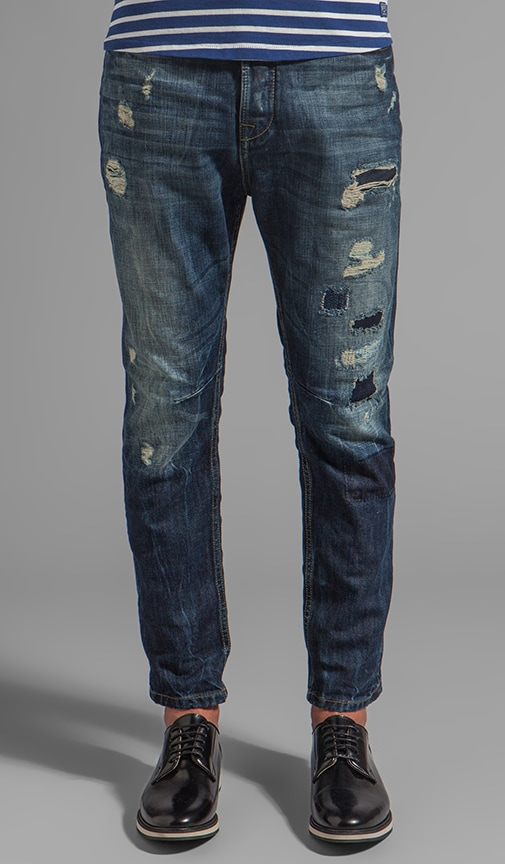 Stump Loose Taper Jean