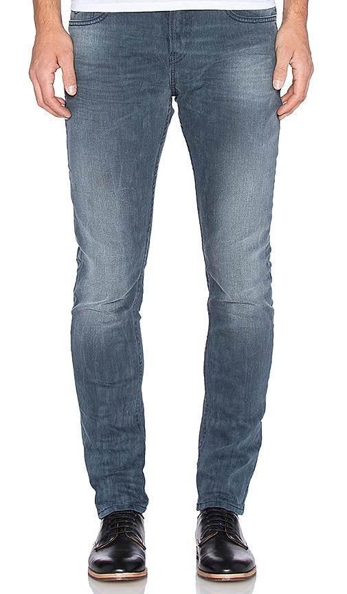 Scotch & Soda Skim Jeans in Concrete Bleach