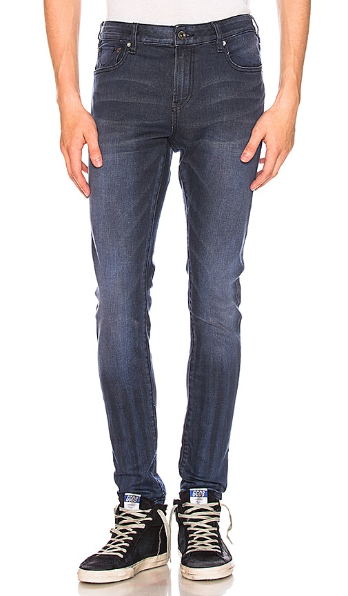 Scotch & Soda Skim Jeans in Blue Bath