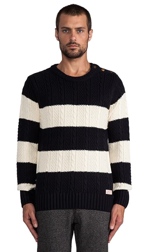Structured Monsanto Pullover