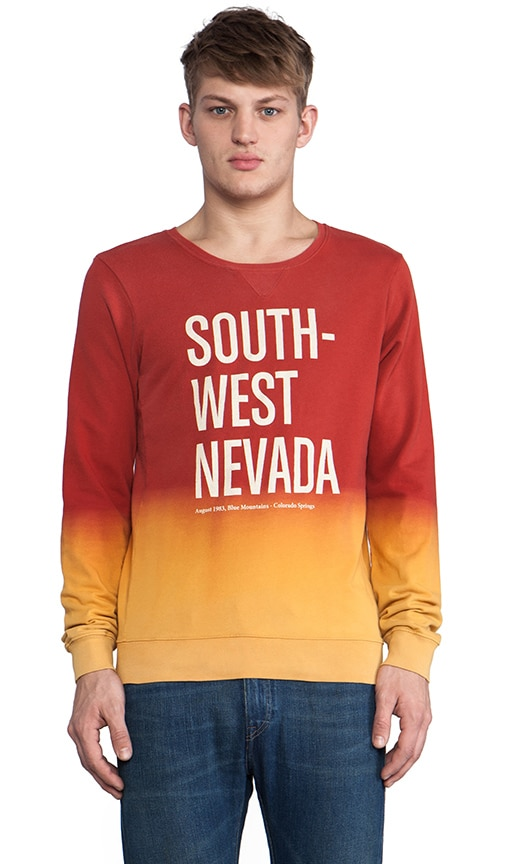South Nevada Graphic Sweater