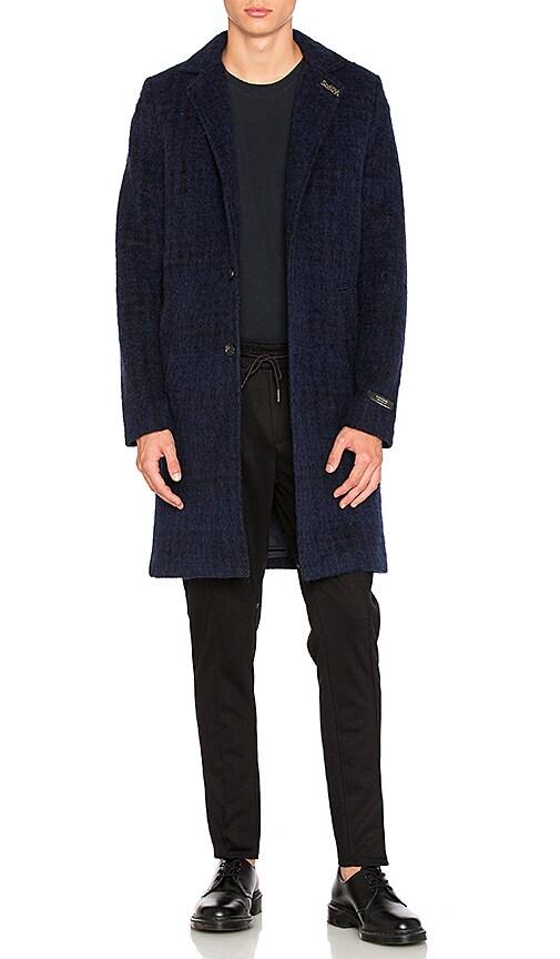 Scotch & Soda Gentleman's Coat in Blue