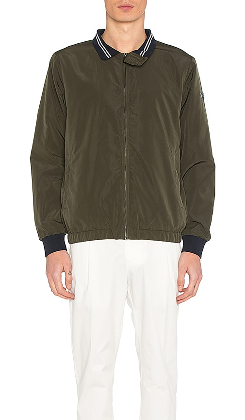 Scotch & Soda Short Jacket in Army