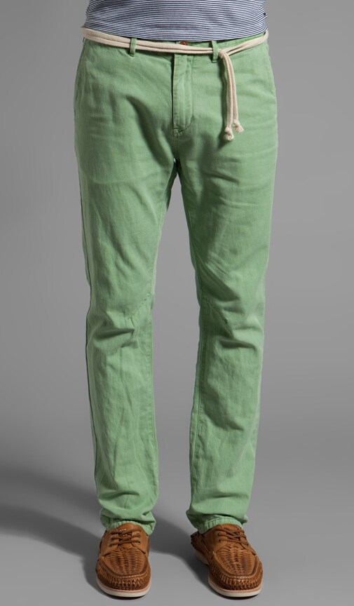 Belted Beach Chino Pant