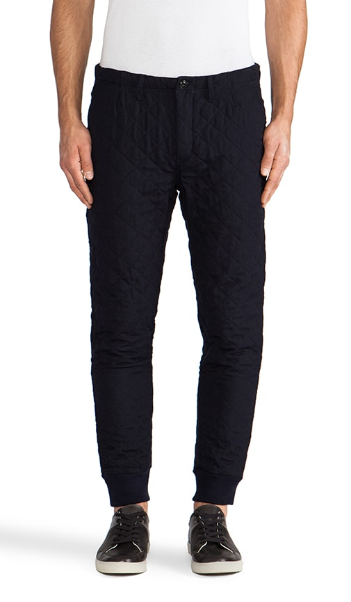 Quilted Padded Pant