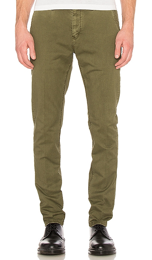 Scotch & Soda Chino in Military