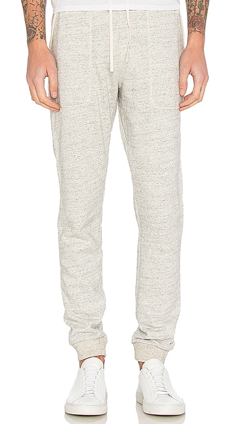 Scotch & Soda Home Alone Sweat Pants in Gray