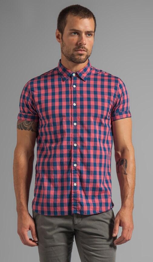 S/S Woven Shirt