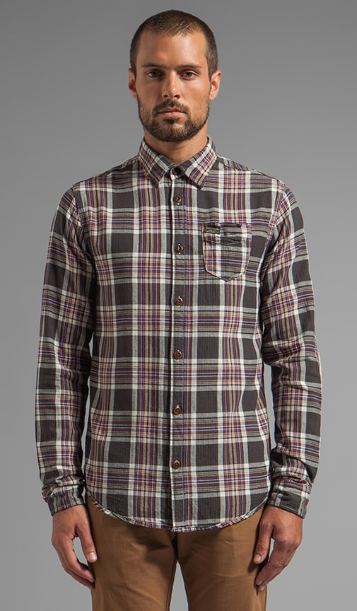 Happy Herringbone Shirt