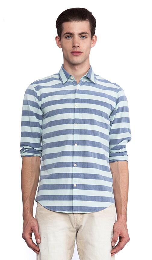 Lightweight Oxford Shirt in Solid & Dessins