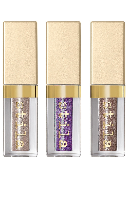 The Highest Realm Glitter & Glow Liquid Eyeshadow Set