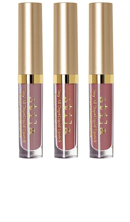 Kiss The Stars Stay All Day Liquid Lipstick Set