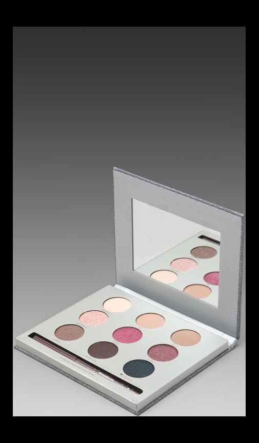 Luxe Eye Shadow Palette