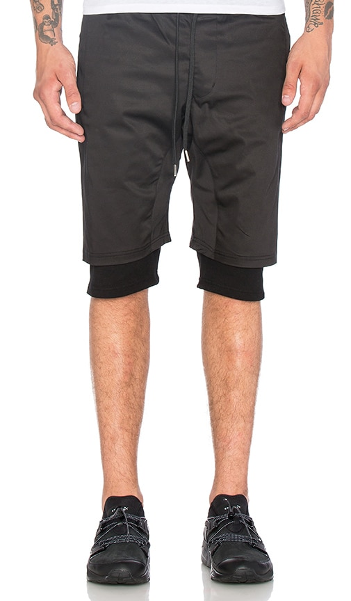 Double Layer Short