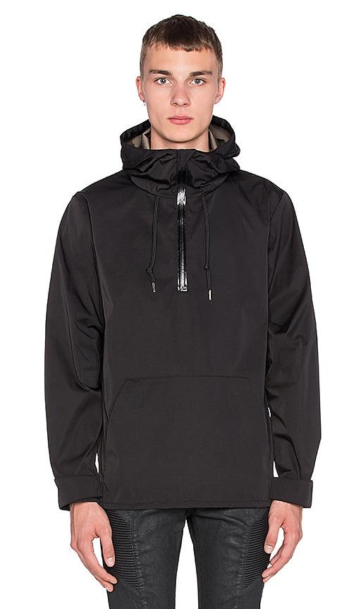 Stampd Storm Jacket in Black