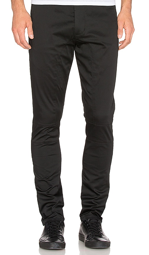 Stampd Dante Pant in Black
