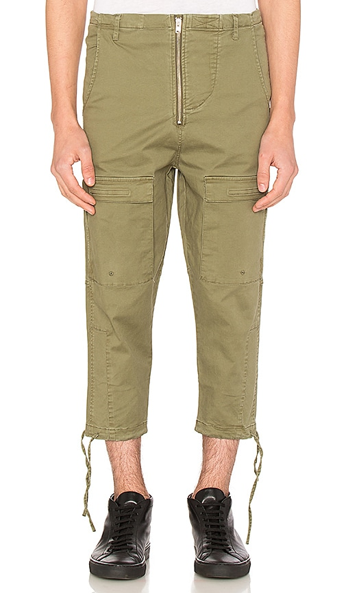 Stampd Deck Pant in Green