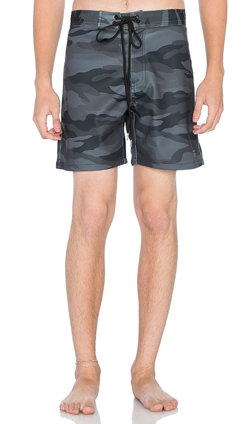 Neoprene Camo Trunk